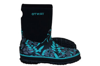 Otway Stroller Mid Leaves Teal (returning end of Sept)